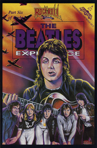 The Beatles Experience Issue 6