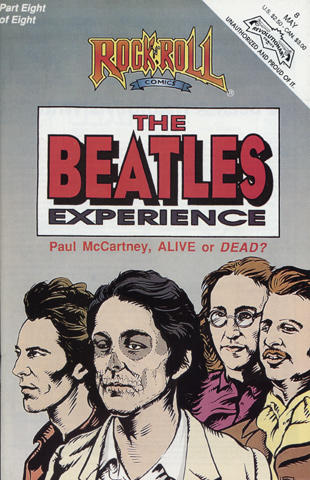 The Beatles Experience Issue 8