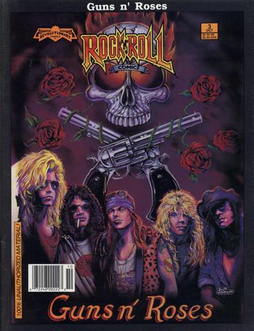Rock 'N' Roll Comics Issue 3 Comic Book