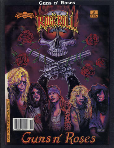 Rock 'N' Roll Issue 3: Guns N' Roses