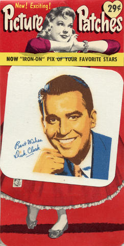 Dick Clark Patch