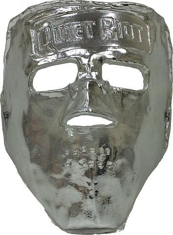 Quiet Riot Mask