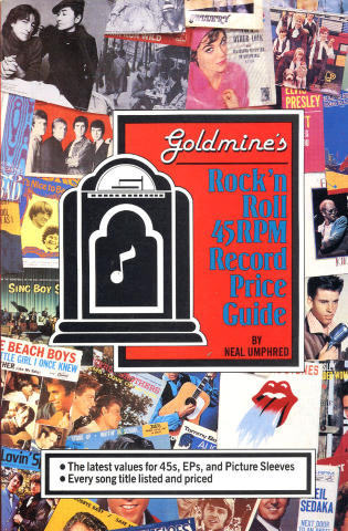 Rock'n Roll 45RPM Record Price Guide