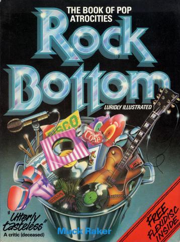 Rock Bottom: the Book of Pop Atrocities