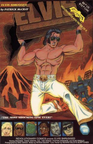Elvis Shrugged Graphic Novel