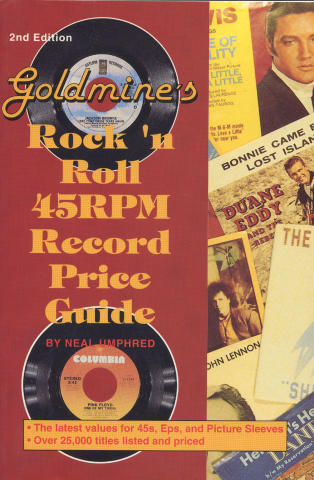 Rock 'n Roll 45RPM Record Price Guide