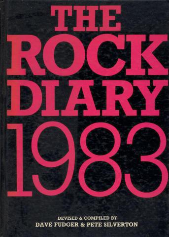 The Rock Diary 1983