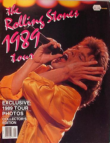 Rolling Stones 1989 Tour