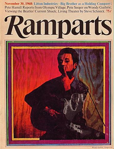 Ramparts Magazine November 30, 1968