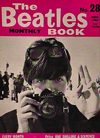 Fate Magazine November 1965