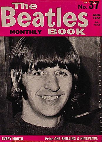 Fate Magazine August 1966