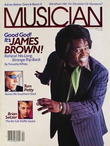 Musician Magazine April 1986