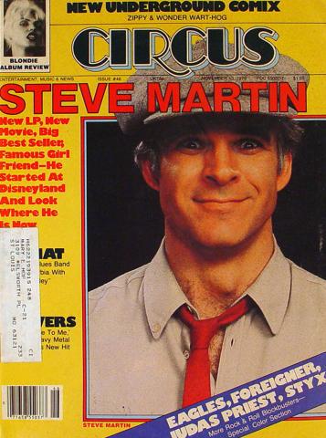 Circus Magazine November 13, 1979