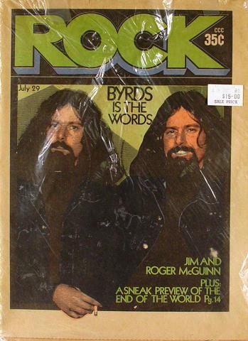 Rock Magazine July 29, 1971