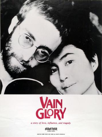 Vain Glory Poster