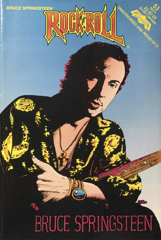 Rock 'N' Roll Issue 53: Bruce Springsteen