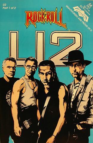 Revolutionary: Rock 'N' Roll Comics #54