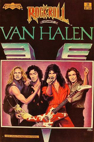 Rock 'N' Roll Issue 16: Van Halen