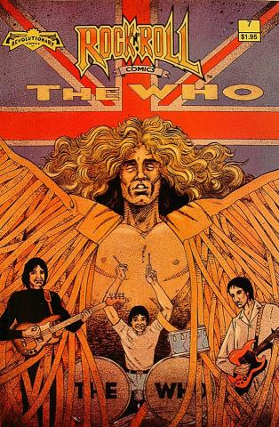 Revolutionary: Rock 'N' Roll Comic #7
