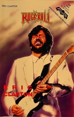 Rock 'N' Roll Issue 59: Eric Clapton