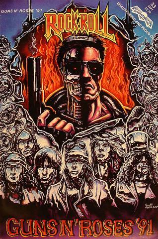 Rock 'N' Roll Issue 33: Guns N' Roses