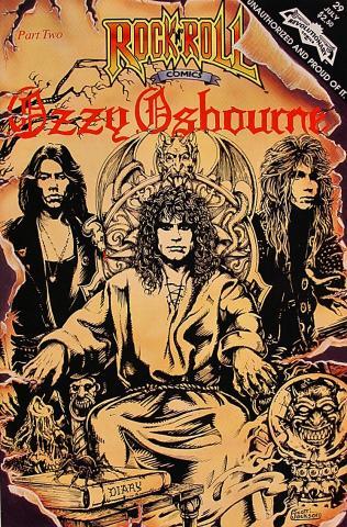 Rock 'N' Roll Issue 29: Ozzy Osbourne