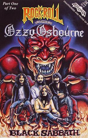 Rock 'N' Roll Issue 28: Ozzy Osbourne