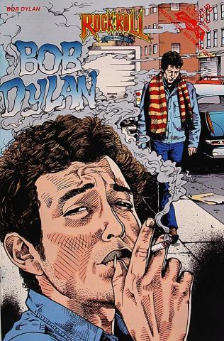 Revolutionary: Rock 'N' Roll Comics #50