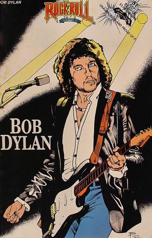Rock 'N' Roll Issue 51: Bob Dylan
