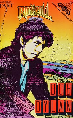 Rock 'N' Roll Issue 52: Bob Dylan