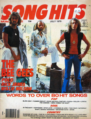 Song Hits Magazine July 1979