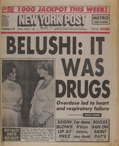 Newspaper Magazine March 9, 1982