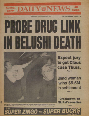 Daily News March 9, 1982