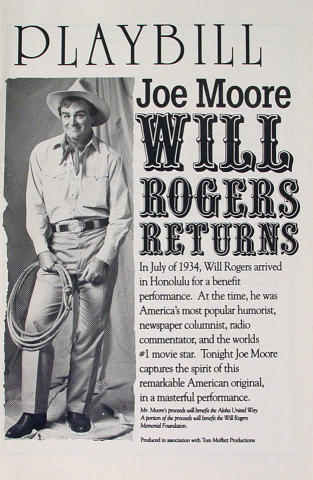Joe Moore Program