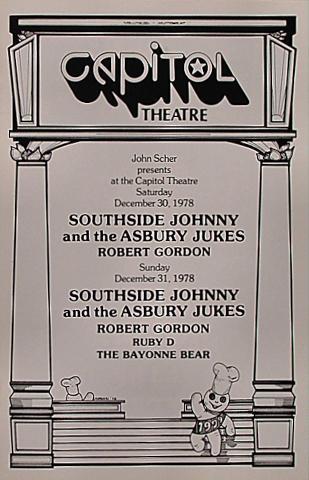 Southside Johnny & the Asbury Jukes Program