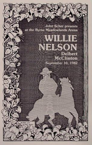 Willie Nelson Program
