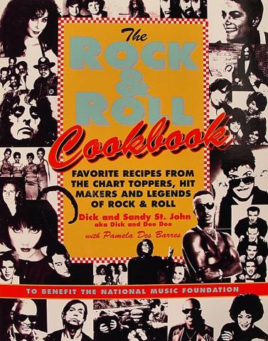 The Rock & Roll Cookbook