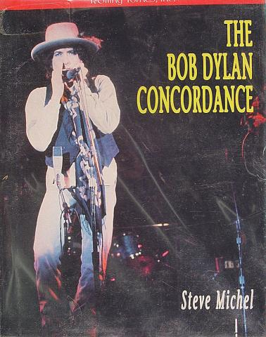 The Bob Dylan Concordance