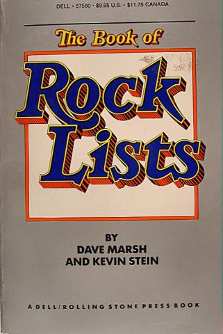 The Book Of Rock Lists