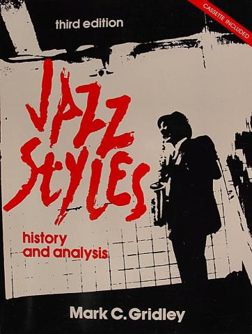 Jazz Styles History And Analysis