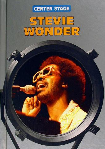 Center Stage Stevie Wonder