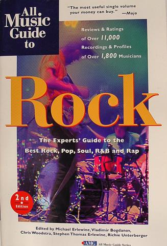 Rock, The Experts Guide To The Best Rock, Pop, Soul, R&B And Rap