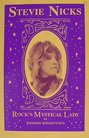 Stevie Nicks Rock's Mystical Lady