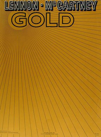 Lennon-McCartney Gold