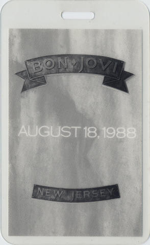 Bon Jovi Laminate