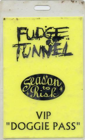 Fudge Tunnel Laminate