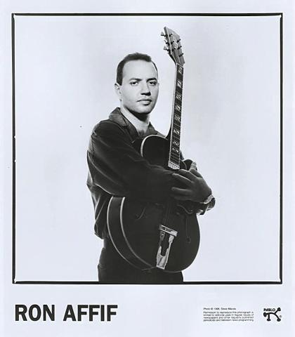 Ron Affif Promo Print