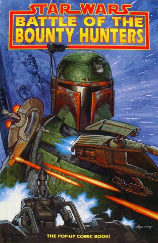 Star Wars Battle Of The Bounty Hunters