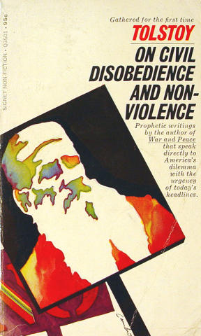 Tolstoy On Civil Disobedience and Non-Violence
