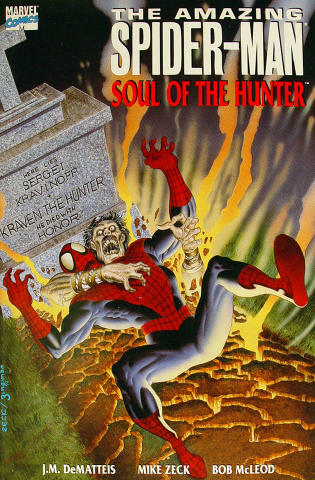 The Amazing Spiderman, Soul Of The Hunter